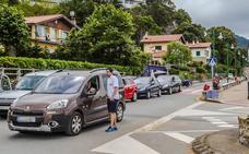 Mendexa implantará la OTA en el parking de la playa de Karraspio en junio