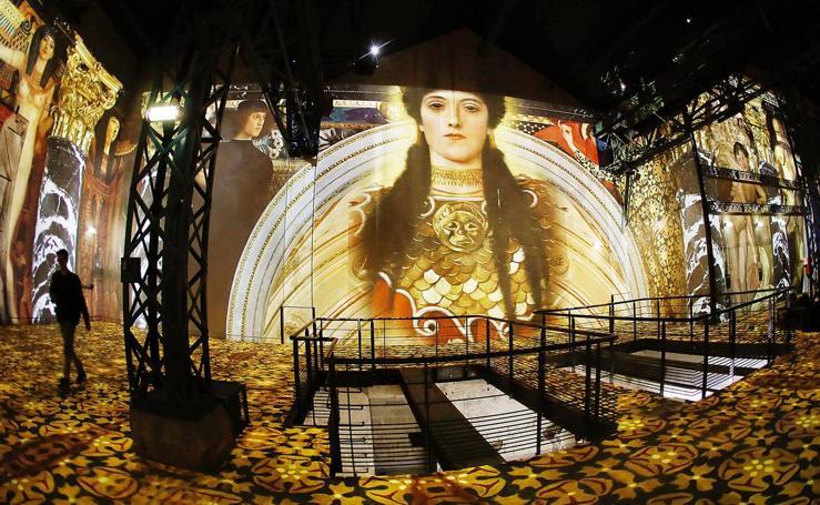 El esplendor de Klimt