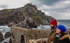 Cierran durante más de tres meses por obras el acceso a San Juan de Gaztelugatxe por Eneperi