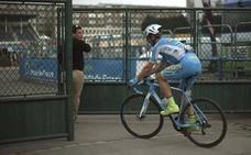 El honor del último en llegar a Roubaix