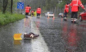 Muere una mujer atropellada por varios vehículos en San Sebastián