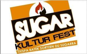 'Sugar Kultur Fest' jaialdiak 50 kultura-jarduera baino gehiago eskainiko ditu