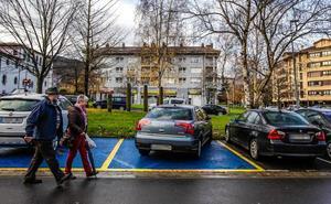 Las obras del nuevo parque de Markina arrancarán en una semana