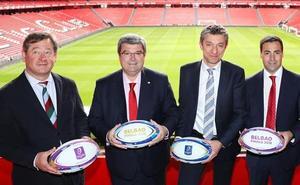 100.000 aficionados inundarán Bilbao en las finales europeas de rugby, una «cifra récord»