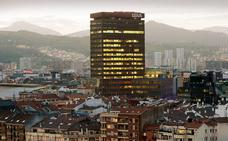El BBVA pone a la venta el rascacielos de la Gran Vía