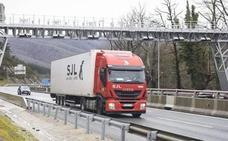 El Tribunal Superior tumba el peaje a los camiones en Gipuzkoa
