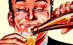 El triunfo de la cerveza en la Guerra Civil