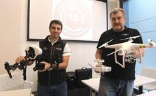 30 ayuntamientos se reúnen en Basauri para conocer las aplicaciones de los drones
