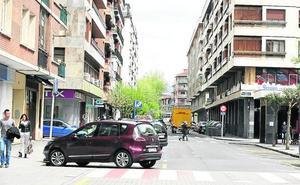 Getxo plantea peatonalizar la calle Mayor