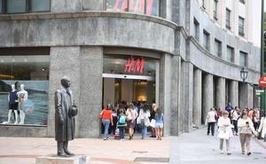 H&M recolocará a 19 de los 56 trabajadores de la tienda de Moyua en Bizkaia y Vitoria