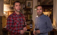 Joseba Iraragorri e Iñaki Garrido: «Nuestro Siete Calles con atún rojo es la bomba»