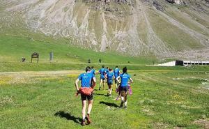 La selección vasca participa este domingo con 7 corredores en la prueba Garganta de los Infiernos, la segunda de la Copa de España