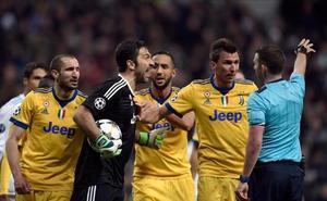 Buffon: «No digo que no fuera penalti; digo que hay una duda»