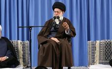 Irán tacha de «criminales» a Trump, Macron y May