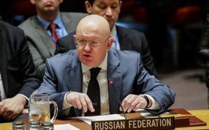 El Consejo de Seguridad rechaza la propuesta rusa de condenar la «agresión» a Siria