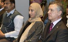 Urkullu presenta una comisión para la colaboración con las comunidades islámicas de Euskadi
