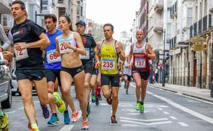 La Carrera de los Paseos encumbra a Fernández de Olano y Santacruz