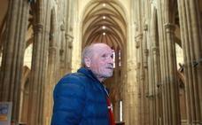 Antonio López expone en Vitoria sus ideas sobre el Cristo para la catedral nueva