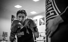 El sueño de una boxeadora de Sestao