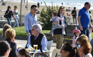 La primavera 'explotará' a partir de mañana en Euskadi, con sol y temperaturas que rozarán los 30º