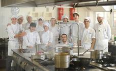 Gamarra, una escuela de sabor