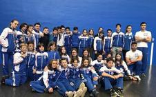 El Open Garriko reúne a 157 taekwondistas en Arrigorriaga