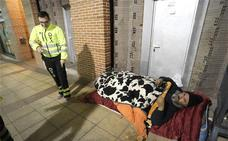 Las instituciones vascas se comprometen a reducir un 20% las personas que duermen en la calle