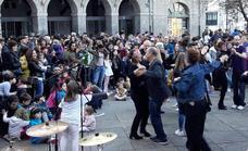 La fiesta de la Escuela Pública Vasca ultima un encuentro de tertulias literarias en Lekeitio