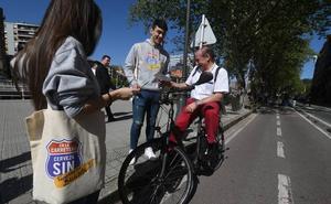 Si conduces una bici pide caña sin alcohol