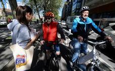 500 euros de multa a dos ciclistas por circular borrachos