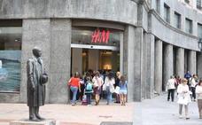 El comité de H&M se concentrará mañana frente a la tienda de Moyua para protestar por su cierre