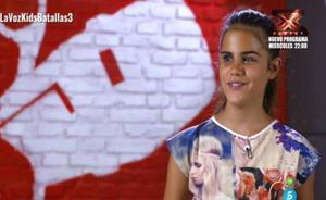 La niña invidente que hizo llorar a los jueces de 'La Voz Kids'