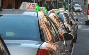El Consistorio de Basauri subvencionará la compra de taxis eléctricos