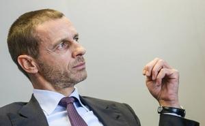 Ceferin dice que el VAR no habría cambiado «nada» en el Madrid-Juventus