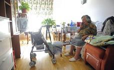 Basauri triplica en 16 años el presupuesto de ayuda a domicilio