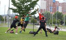 La Liga Norte de quidditch llega el sábado a Arrigorriaga
