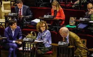 Todos los partidos pactan en Gernika impulsar la Línea 4 de Metro Bilbao