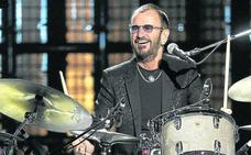 Ringo Starr a EL CORREO: «Aún tengo algo de aquel obrero de Liverpool»