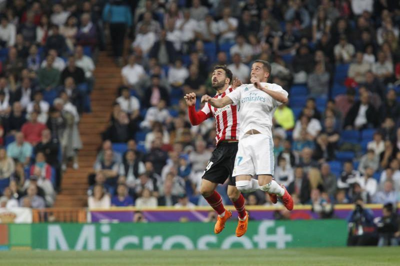 El Real Madrid-Athletic, en imágenes