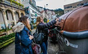 El nuevo sistema de recogida dispara los datos de reciclaje en Lea Artibai