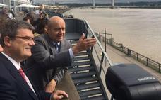 Bilbao y Burdeos se acercan