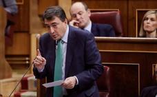 El PNV no presenta una enmienda a la totalidad para aprobar los Presupuestos