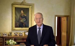 Alberto II, hospitalizado
