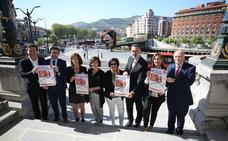 La séptima Carrera Familiar de EL CORREO recaudará fondos para Cáritas