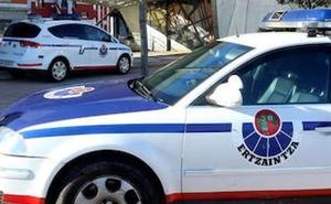 Dos detenidos por amedrentar y asaltar a menores en un parque de Santurtzi