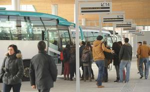 La estación de autobuses de Vitoria supera los 8 millones de usuarios en tres años de actividad