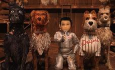 'Isla de perros', un drama político animado