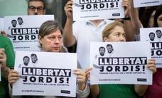El PNV visita a Jordi Sànchez en la cárcel mientras gestiona su apoyo a los Presupuestos de Rajoy
