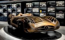 Dos museos de coches clásicos en Barakaldo y Galdames