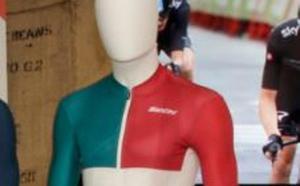 La Vuelta diseña un maillot exclusivo para la etapa con final en el monte Oiz